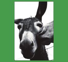 Donkey kisses Kids Tee