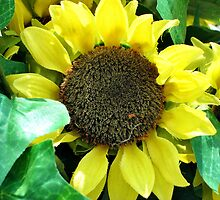 Artifical SunFlower by Lyndsay81