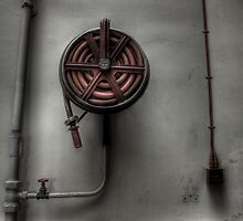 Fire Hose by Richard Shepherd