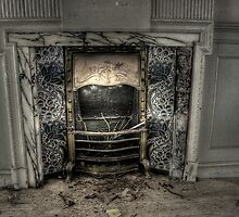 Fireplace by Richard Shepherd