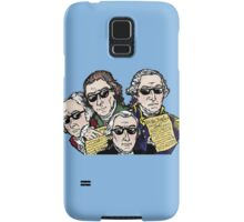 Founding Father Dudes Samsung Galaxy Case/Skin