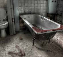 The Bathroom by Richard Shepherd