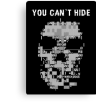 Watch_Dogs: Dedsec Canvas Print