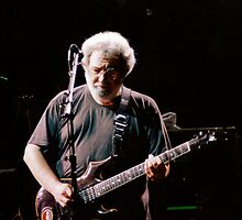 Jerry Garcia, Madison Square Garden by Imagery