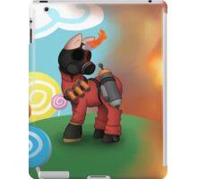 My Little Pyro iPad Case/Skin
