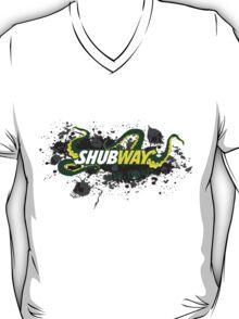 Shubway eat flesh T-Shirt