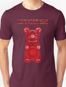 (✿◠‿◠) I LOVE GUMMY BEARS TEE SHIRT & VARIOUS-- APPAREL (✿◠‿◠) Unisex T-Shirt