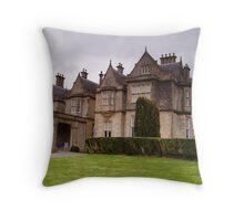Muckross house Throw Pillow