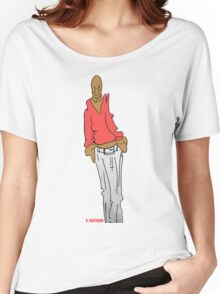 Sketch Women's Relaxed Fit T-Shirt
