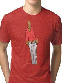 Sketch Tri-blend T-Shirt