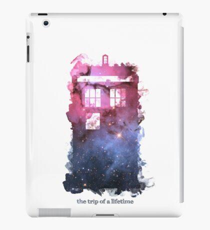 Trip of a Lifetime iPad Case/Skin