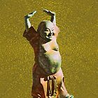 Gleeful BUDDHA ~ on the iPhone + + + by DAdeSimone