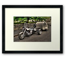 Hot Wheels II Framed Print