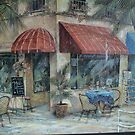 Cafe of the Arts by PoPdbble