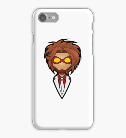 Young Justice - Impulse iPhone Case/Skin