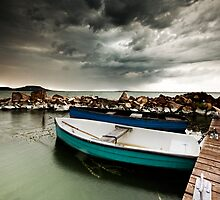 Morning storm by Csaba Jekkel