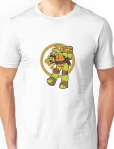 TMNT 2012 - Mikey Unisex T-Shirt