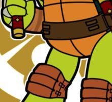 TMNT 2012 - Mikey Sticker