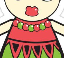 watermelon baby Sticker