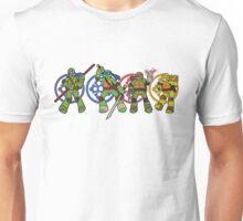 TMNT 2012 - Brothers Unisex T-Shirt
