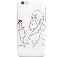 The Father of Evolution iPhone Case/Skin
