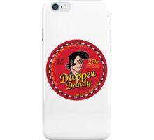 Space Dandy - Dapper Dandy iPhone Case/Skin