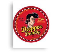 Space Dandy - Dapper Dandy Canvas Print