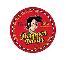 Space Dandy - Dapper Dandy Photographic Print