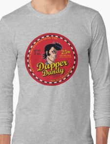 Space Dandy - Dapper Dandy Long Sleeve T-Shirt