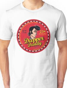 Space Dandy - Dapper Dandy Unisex T-Shirt