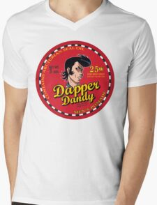 Space Dandy - Dapper Dandy Mens V-Neck T-Shirt