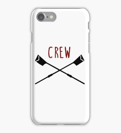 Women's Rowing Crew iPhone Case/Skin