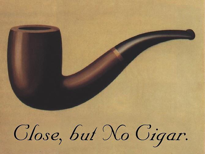 Close, but no Cigar by GaeaElf