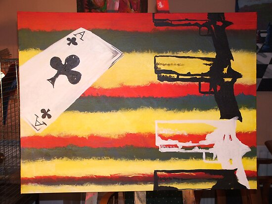 guns and aces by douglaskeeley