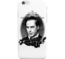 Lawyer Up! V.2 iPhone Case/Skin