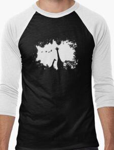 Wild Africa Men's Baseball ¾ T-Shirt