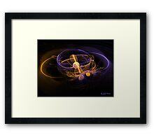 Atomic Energy Framed Print