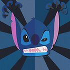 Little Monster (Stitch) by Paulway Chew