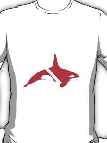 Orca Diver T-Shirt