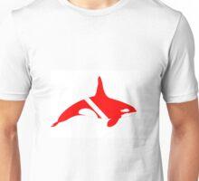 Orca Diver Unisex T-Shirt