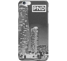PARTYNEXTDOOR: Mississauga iPhone Case/Skin