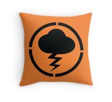 Super Power Support Group Throw Pillow