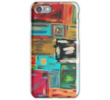 Blurred Lines iPhone Case/Skin