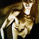 Boy in Shadow by Garth Horsfield