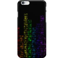 Coloured vibe iPhone Case/Skin