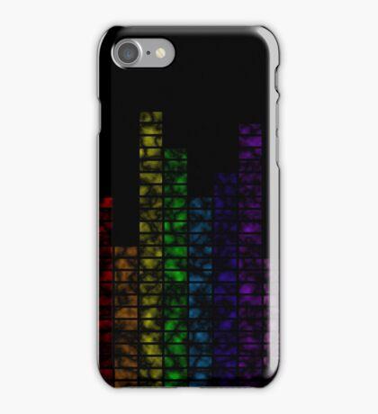 Coloured vibe iPhone Case/Skin