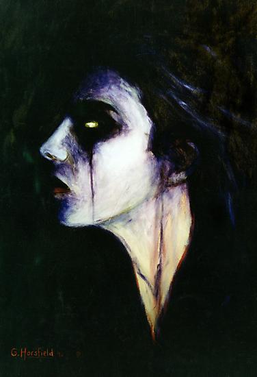 Wraith by Garth Horsfield