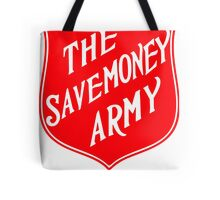 The Savemoney Army Tote Bag