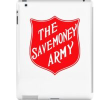 The Savemoney Army iPad Case/Skin