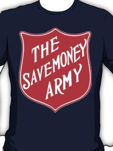 The Savemoney Army T-Shirt